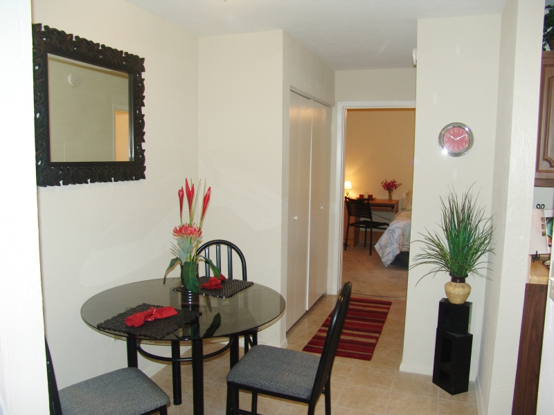 Addison Lane Apartments Dining Area