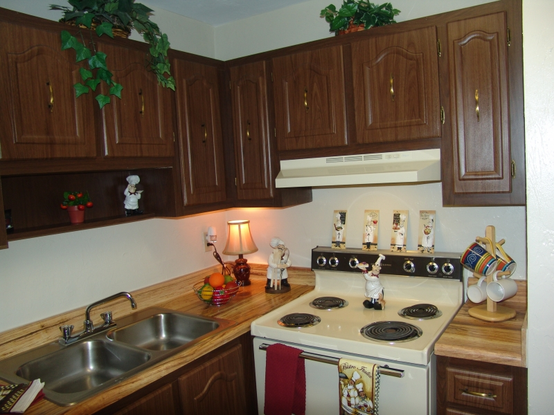 Addison Lane Apartments Kitchen 2