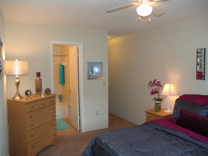 Addison Lane Apartments Bedroom 2