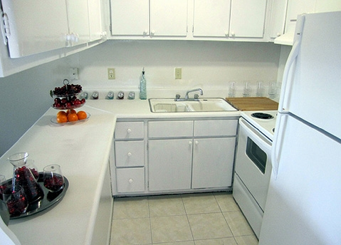 Arbor Park Apartments Kitchen