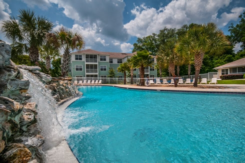 Cabana Beach Apartments Swimming Pool image 5