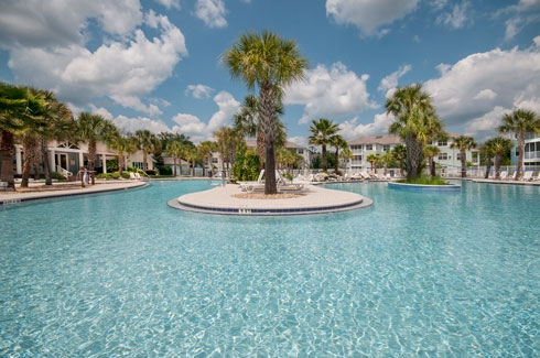 Cabana Beach Apartments Swimming Pool