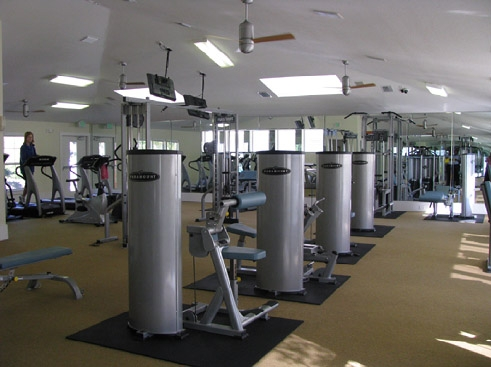 Cabana Beach Apartments Fitness Center