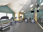Campus Club Apartments Fitness Center