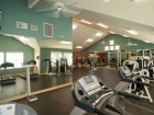 Campus Club Apartments Fitness Center image 3