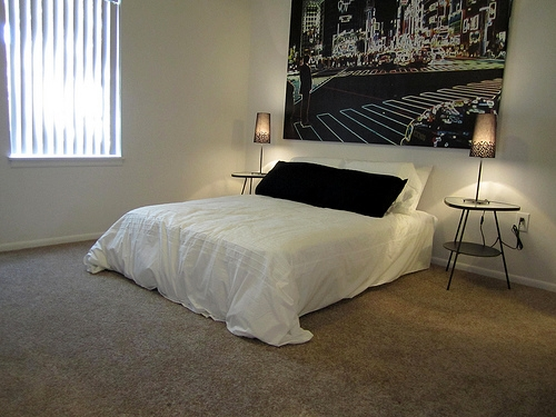 Cobblestone Apartments Bedroom 2