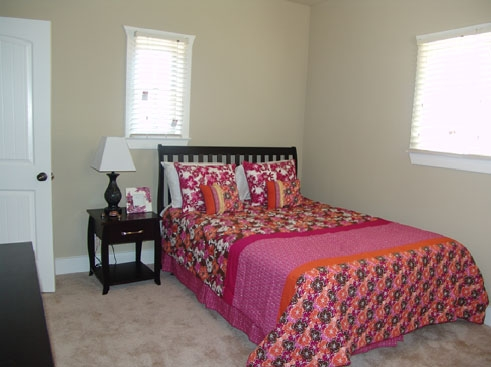 Cottage Grove at Gainesville Apartments Bedroom 2