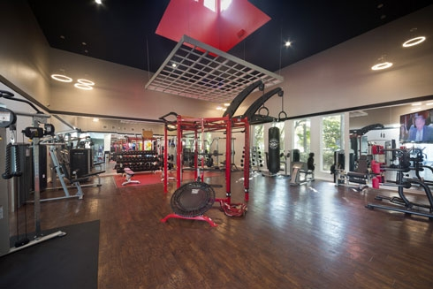 Gainesville Place Apartments Fitness