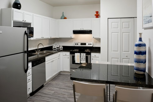 Gainesville Place Apartments Kitchen
