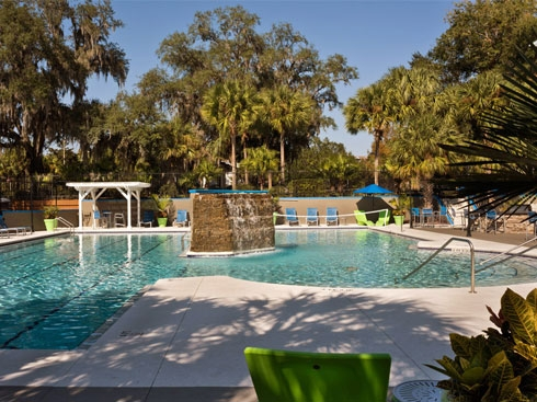 Gainesville Place Apartments Swimming Pool
