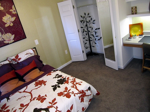 Gainesville Place Apartments Bedroom 2