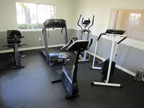 Greenwich Green Apartments Fitness Center