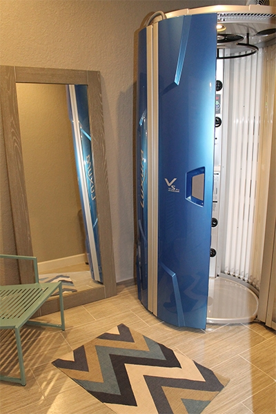 LUX13 Apartments Tanning Bed
