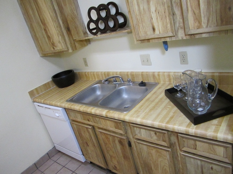 Pinetree Gardens and Colonial Oaks Apartments Kitchen 2
