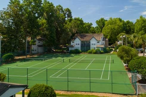 Spyglass Tennis Court