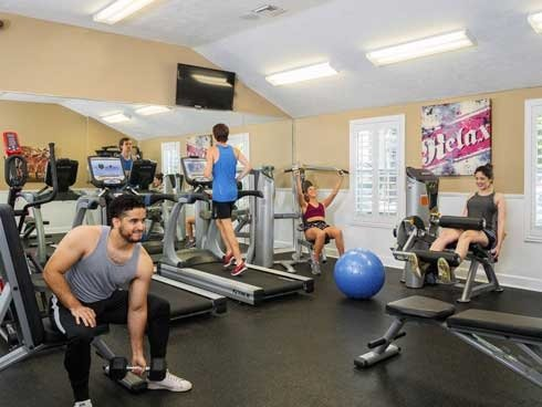Spyglass Fitness Center