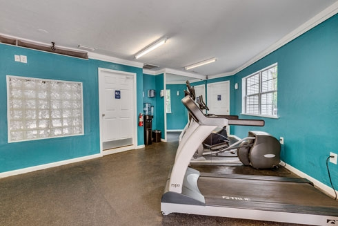 Boardwalk Apartments Fitness Center