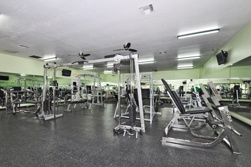 The Laurels Apartments Fitness Center