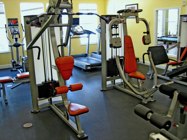 The Enclave Apartments Fitness Center