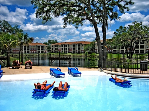 The Enclave Apartments Pool