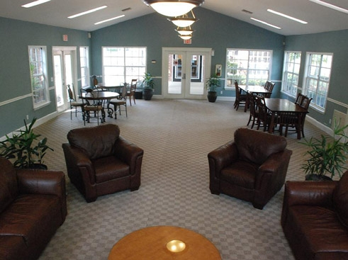 The Polos of Gainesville  Clubhouse Interior