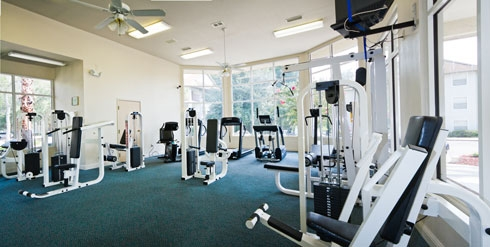 Tivoli Apartments Fitness Center