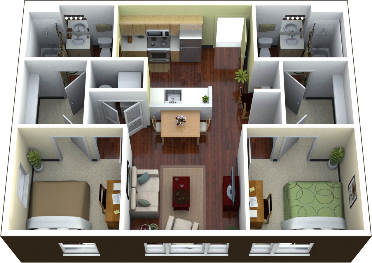 The Continuum Apartments In Gainesville A Community For