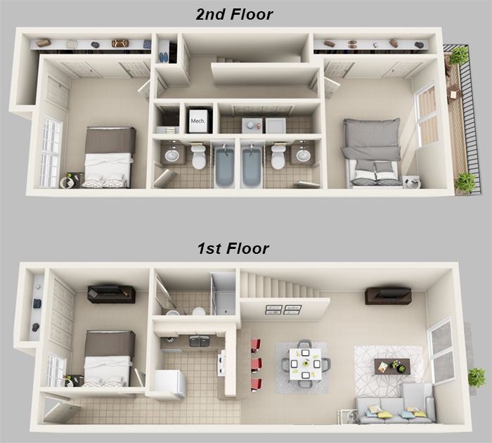 Good View Floor Plans